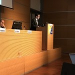 EIPG President Claude Farrugia speaking about serialisation and traceability at the 57° Simposio AFI