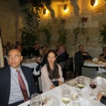 EIPG delegates and guests at the 2017 General Assembly dinner in Malta