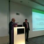 EIPG President, Jean Pierre Paccioni, at Cold Chain Education, Sofia 2013