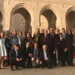 EIPG Bureau, delegates and guests at the 2018 General Assembly in Morocco